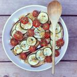 couscous met gegrilde aubergine en geitenkaasLH