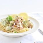 pasta-met-romanesco-zalm-en-pistache
