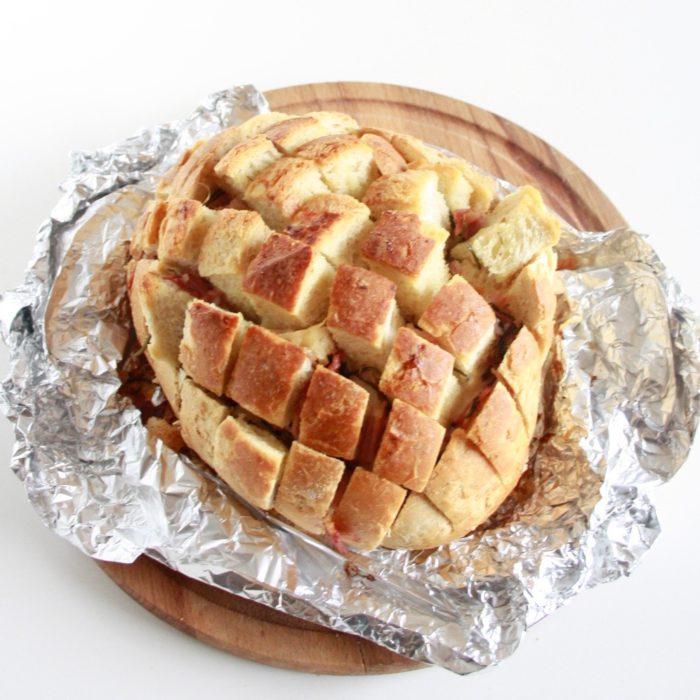 borrelbrood-met parmezaan-en-spek