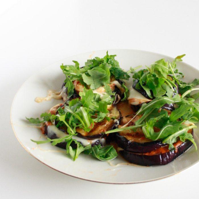 gerecht van de week: aubergine anders kok: Lobke